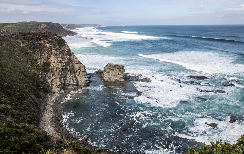 Cliffs, Great Ocean Walk